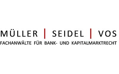 Müller I Seidel I Vos – Fachanwälte für Bank- und Kapitalmarktrecht