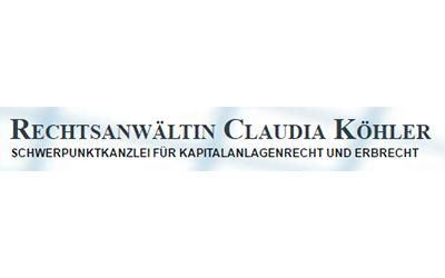 RA Claudia Köhler
