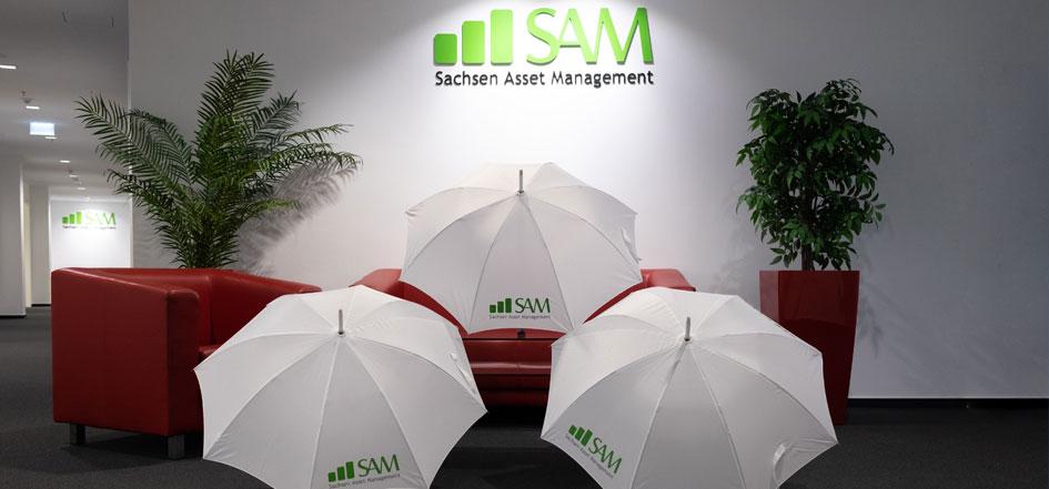 SAM unterstützt Impfzentrum Leipzig